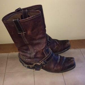 Frye boots 8.5